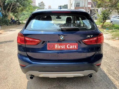 2017 BMW X1 sDrive20d AT for sale in Bangalore