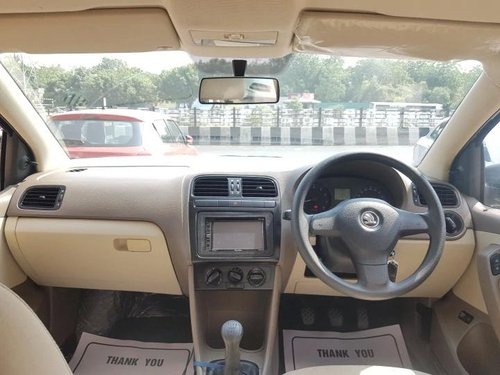 2015 Skoda Rapid 1.6 MPI Active MT for sale in Ahmedabad