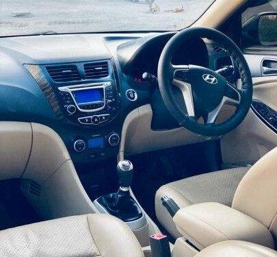 2013 Hyundai Verna 1.6 CRDI SX Option MT in Mumbai