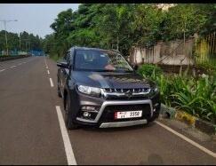 2017 Maruti Suzuki Vitara Brezza ZDi Plus MT for sale in Thane