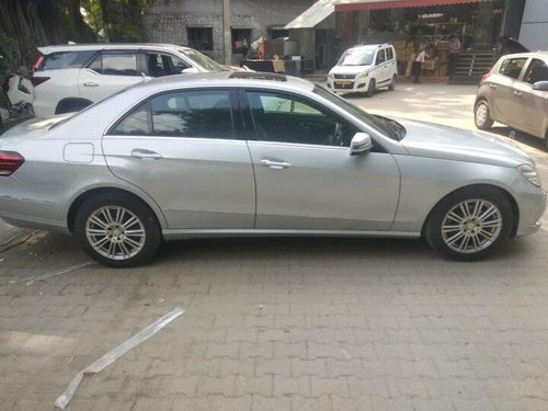 Used 2010 Mercedes Benz E Class AT for sale in New Delhi