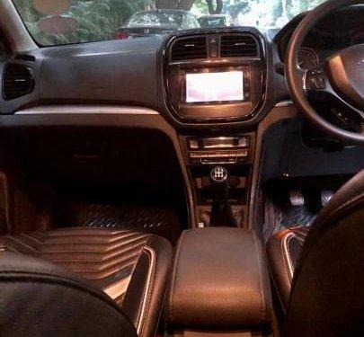 2017 Maruti Suzuki Vitara Brezza ZDi Plus MT for sale in New Delhi