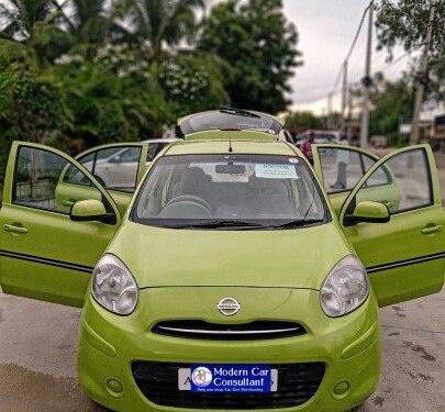 2011 Nissan Micra Diesel XV MT for sale in Hyderabad
