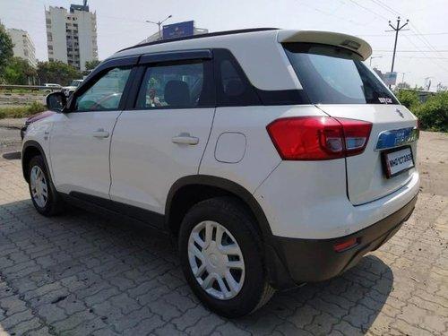 Maruti Suzuki Vitara Brezza VDi 2017 MT for sale in Pune