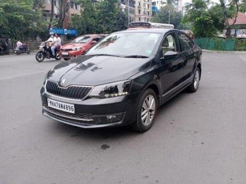 2019 Skoda Rapid 1.6 MPI Style Plus MT in Mumbai