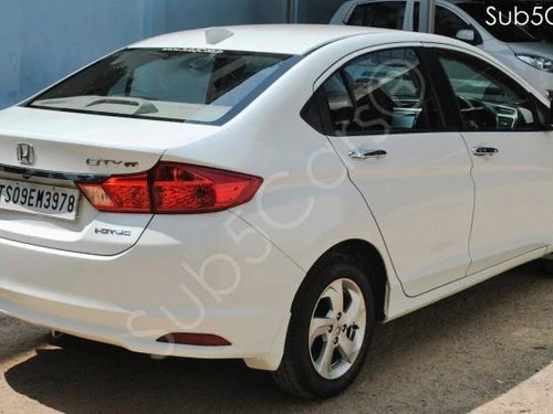 2016 Honda City i DTEC VX Option MT for sale in Hyderabad