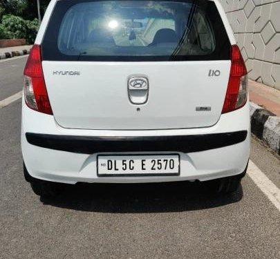 Hyundai i10 Era 1.1 iTech SE 2010 MT for sale in New Delhi