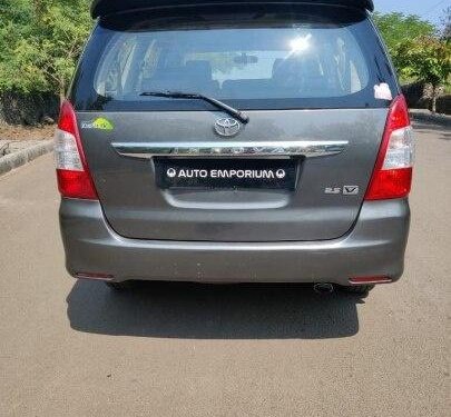2012 Used Toyota Innova MT for sale in Nashik