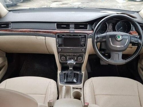 2010 Skoda Superb Elegance 1.8 TSI AT in Pune