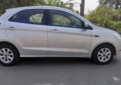 2017 Ford Figo 1.5D Titanium MT in Hyderabad