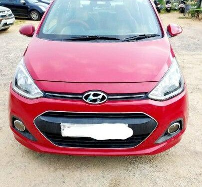 Hyundai Xcent 1.2 Kappa SX 2015 MT for sale in Hyderabad