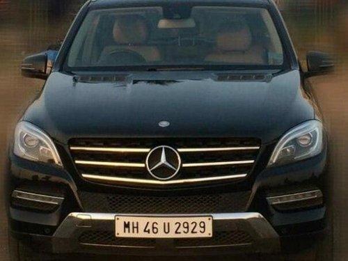 2013 Mercedes Benz M Class ML 250 CDI AT in Mumbai