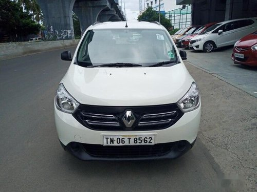 Used 2017 Renault Lodgy 85PS RxE 7 Seater MT in Chennai