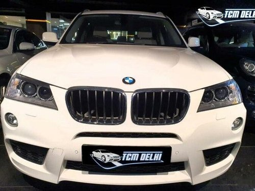 Used 2013 BMW X3 AT for sale in New Delhi