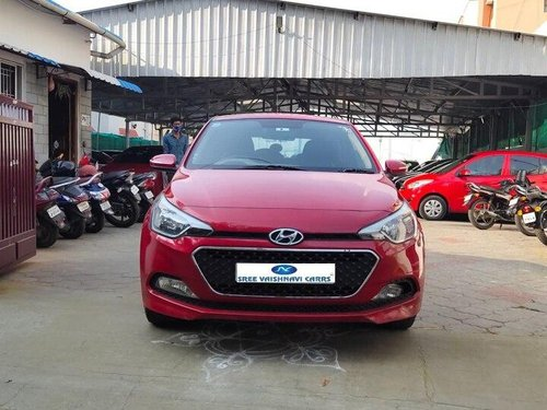 Used Hyundai i20 2017 MT for sale in Coimbatore