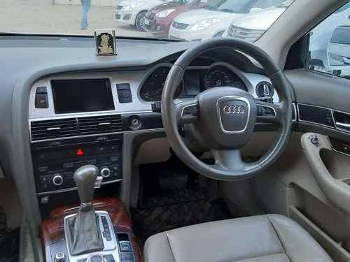 Used Audi A6 2.7 TDI 2011 AT for sale in Ahmedabad