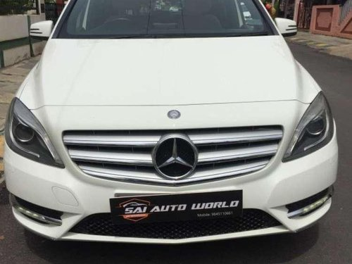 Used Mercedes Benz B Class 2014 AT for sale in Nagar