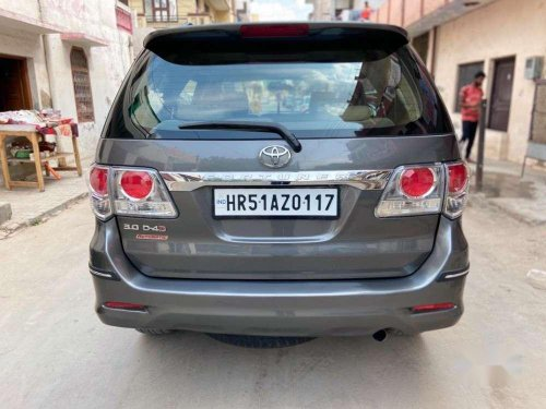 Used 2014 Toyota Fortuner MT for sale in Gurgaon