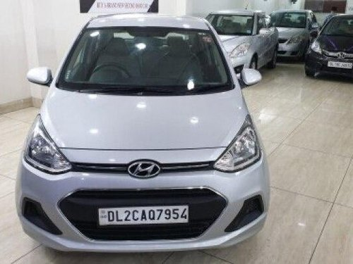 Used Hyundai Xcent 1.2 Kappa Base 2016 MT for sale in New Delhi