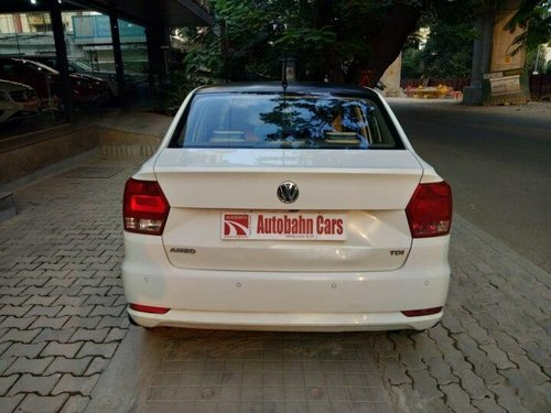 2016 Volkswagen Ameo 1.5 TDI Highline AT in Bangalore