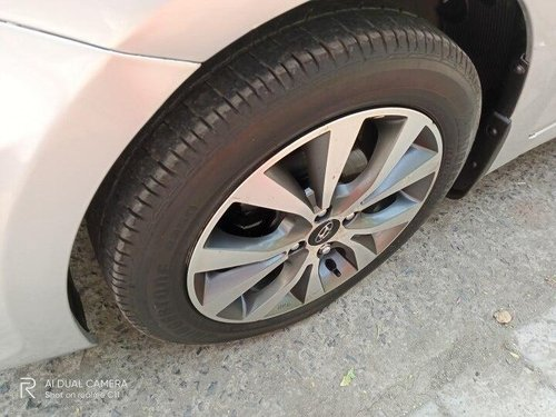 Used 2013 Hyundai Verna MT for sale in Indore