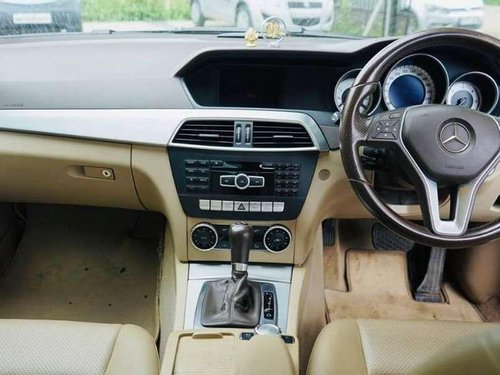 Used 2014 Mercedes Benz C-Class AT for sale in Dhule