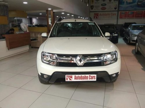 2016 Renault Duster 110PS Diesel RxL MT in Bangalore