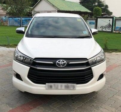 Used 2018 Toyota Innova Crysta AT for sale in Chennai