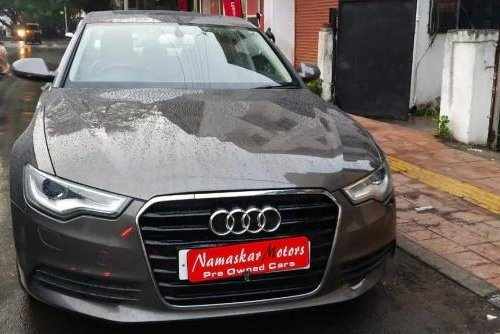 Used Audi A6 2014 AT for sale in Pune-8