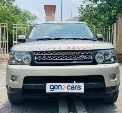 Land Rover Range Rover Sport 3.0 D HSE 2011 AT in New Delhi