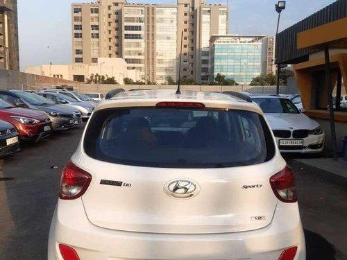 Used Hyundai Grand i10 Sportz 2016 MT for sale in Rajkot
