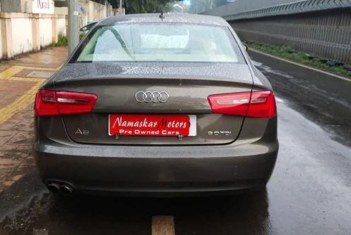 Used Audi A6 2014 AT for sale in Pune