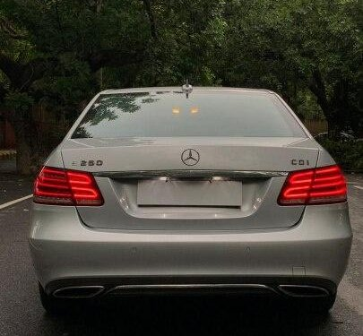 Used Mercedes Benz E Class 2013 AT for sale in New Delhi
