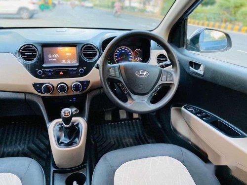 Used 2017 Hyundai Grand i10 Sportz MT for sale in Rajkot