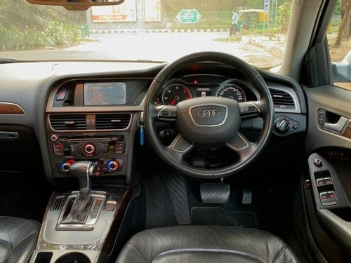 Used Audi A4 2.0 TDI 177 Bhp Technology Edition 2014 AT in New Delhi