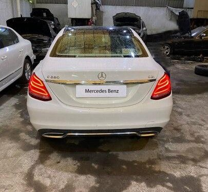Used 2015 Mercedes Benz C-Class AT for sale in Mumbai