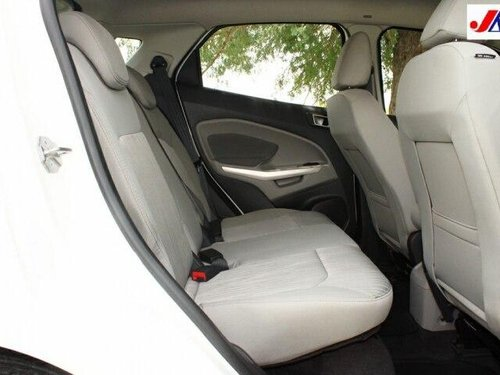 Ford Ecosport 1.5 Petrol Titanium 2017 AT for sale in Ahmedabad