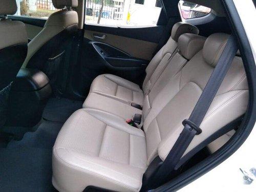 Used 2015 Hyundai Santa Fe AT for sale in Coimbatore