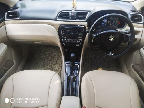 Used Maruti Suzuki Ciaz 2019 AT for sale in New Delhi