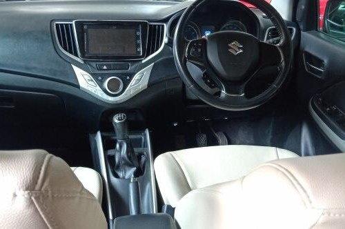 Maruti Suzuki Baleno 1.2 Alpha 2016 MT for sale in Bangalore
