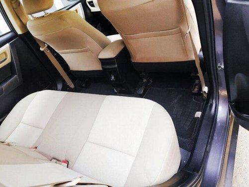 Used Toyota Corolla Altis 2016 MT for sale in Gurgaon