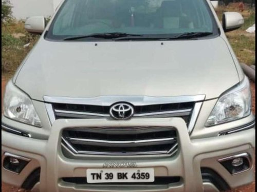 Used 2013 Toyota Innova MT for sale in Erode