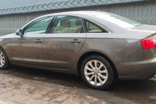 Used Audi A6 2014 AT for sale in Pune-4