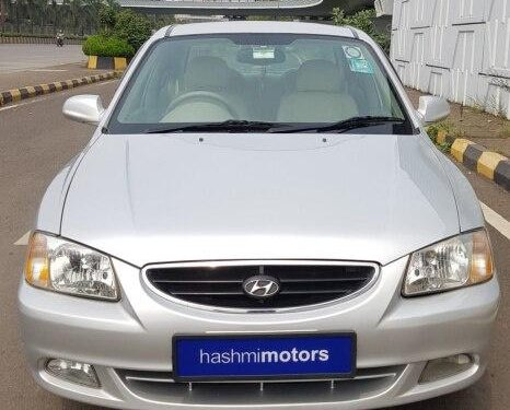 2011 Hyundai Accent Executive MT in Mumbai