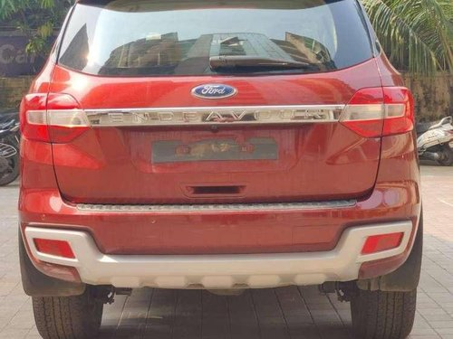 Used Ford Endeavour 2016 AT for sale in Mumbai