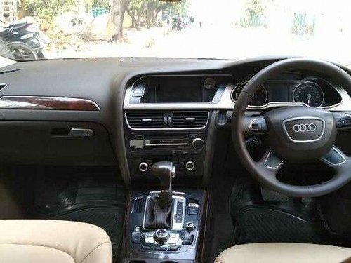 Used Audi A4 2012 AT for sale in Ghaziabad