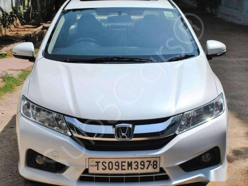 Used 2016 Honda City MT for sale in Hyderabad