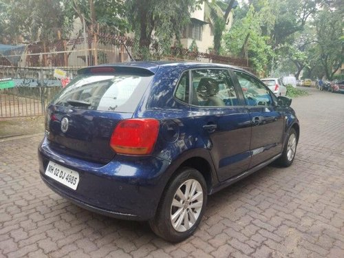 Volkswagen Polo 1.2 MPI Highline 2014 MT for sale in Mumbai