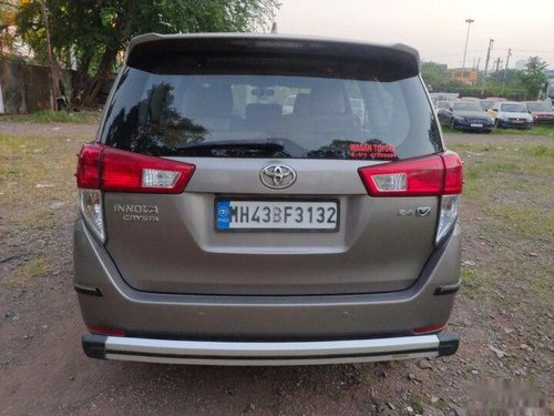 2017 Toyota Innova MT for sale in Mumbai