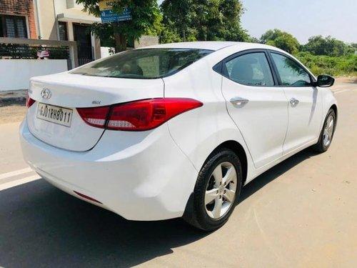 Used Hyundai Elantra 2014 AT for sale in Ahmedabad